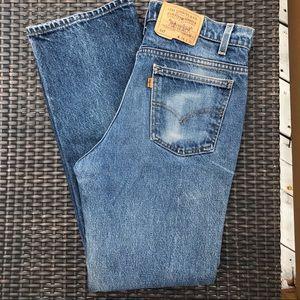 VINTAGE Levi's 517 Boot Cut Men's Jeans